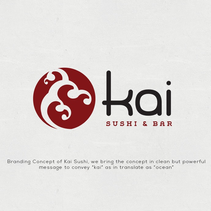 KAI SUSHI logo
