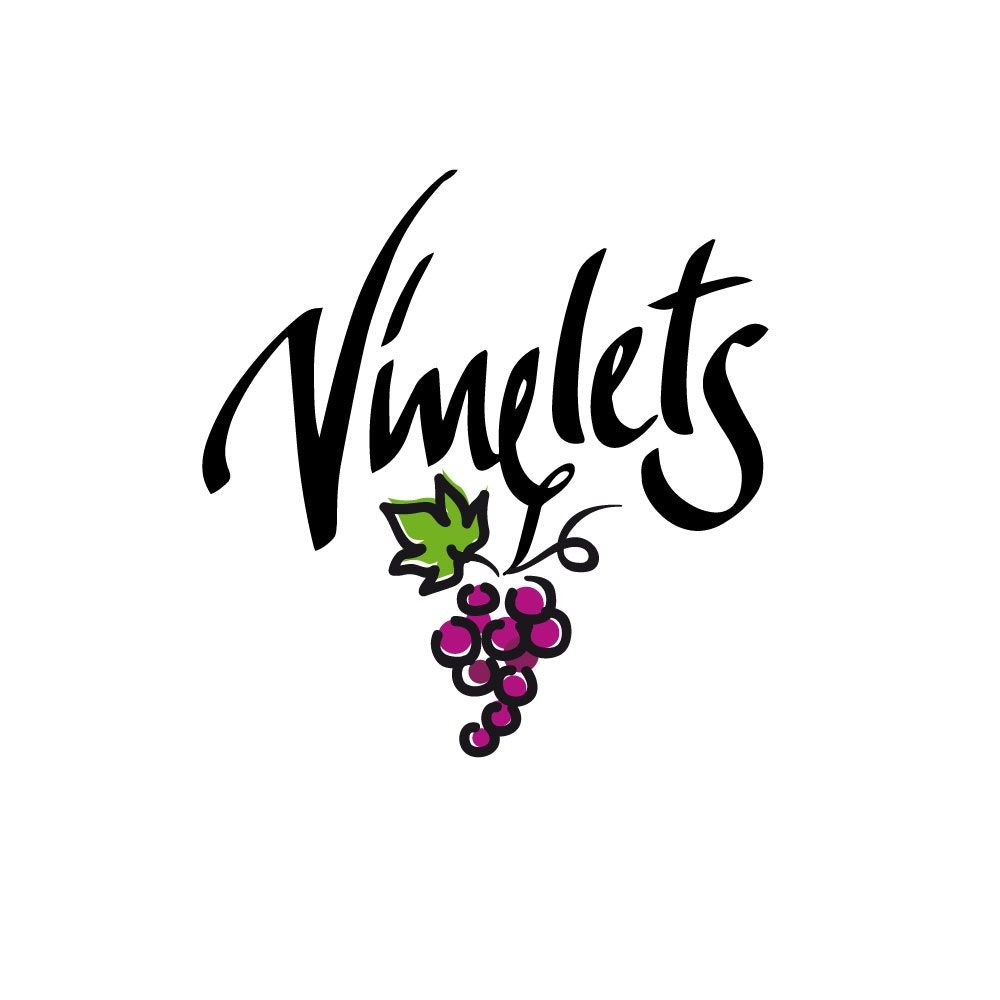 Vinelets wine logo