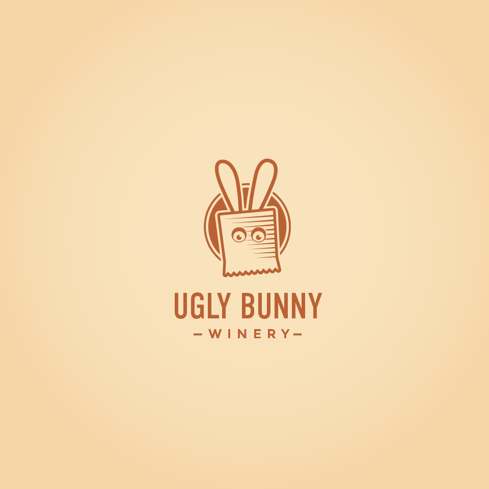 Ugly Bunny Winery logo