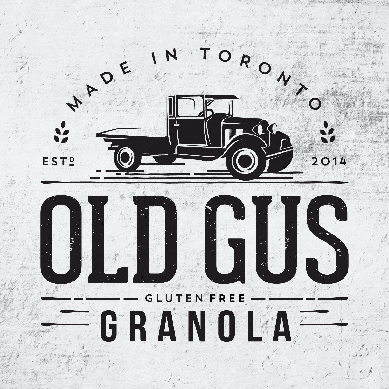 Old Gus Granola Logo