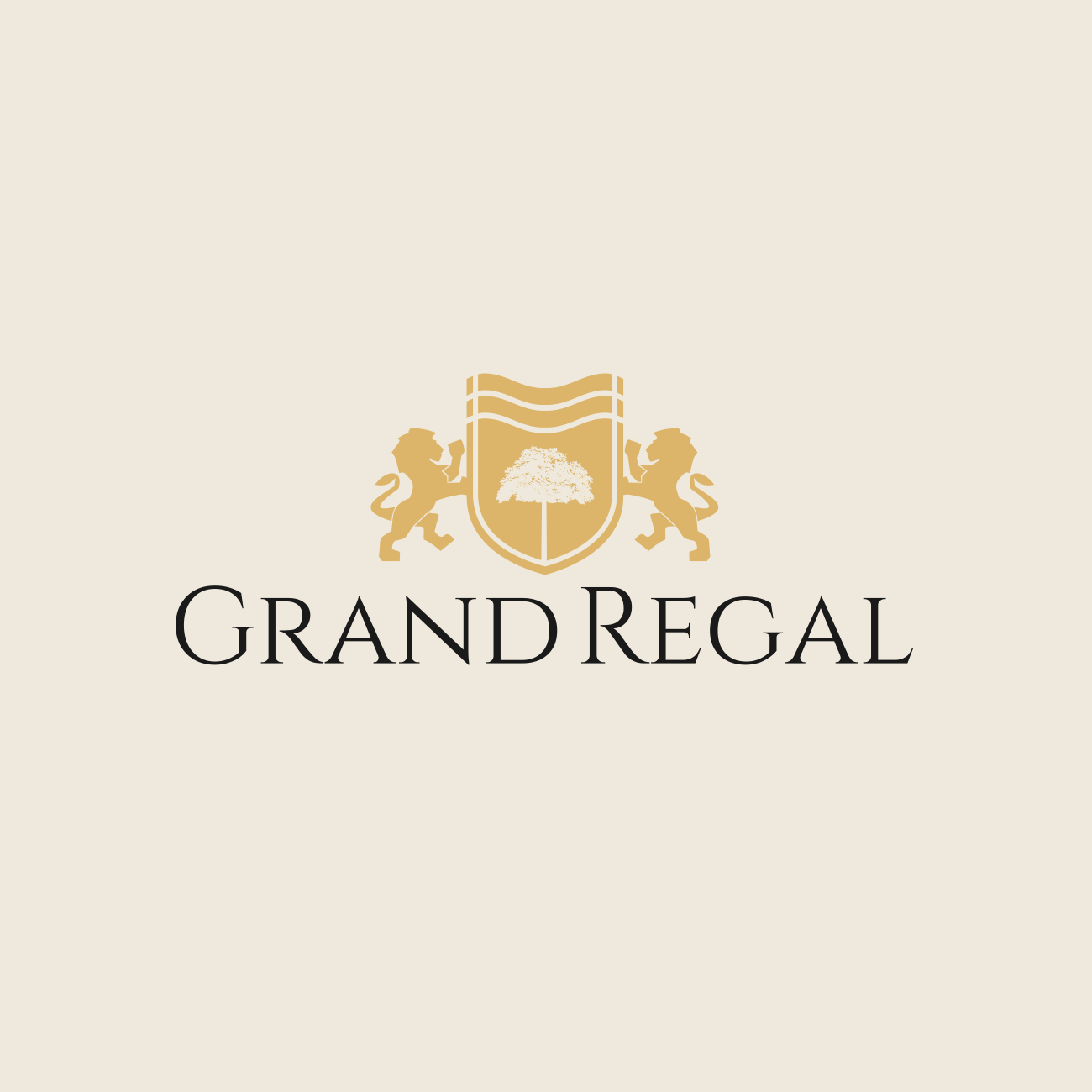 A classic logo design for an established accommodation.