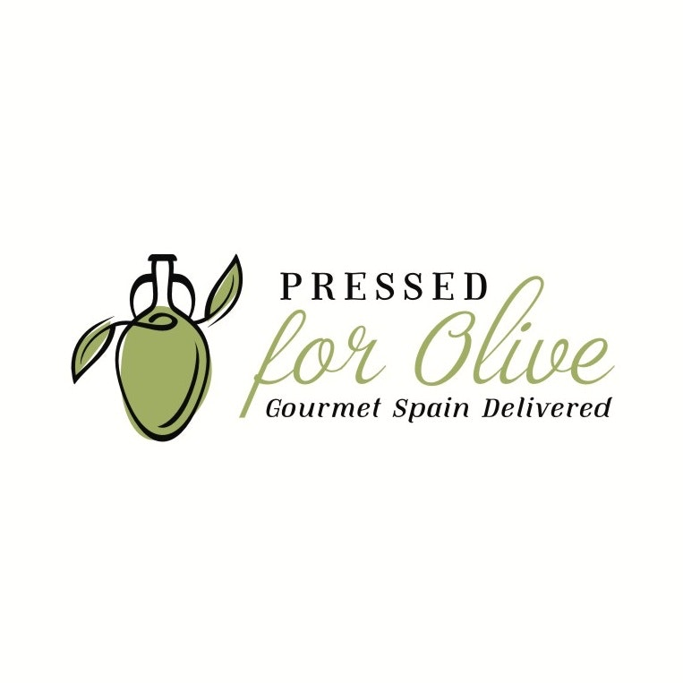 Pressed for olive logo