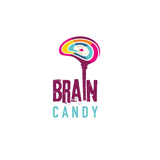 colorful brain logo
