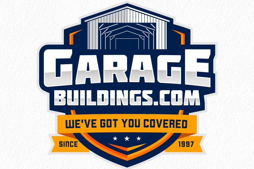 "garage with the text ""garagebuildings.com"""
